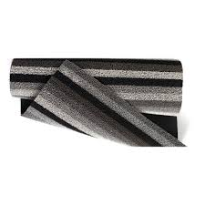 Chilewich Outdoor Rugs Chilewich Indoor Outdoor Shag Even Stripe Floor Mat In 2 Colors