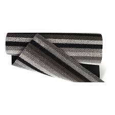Striped Indoor Outdoor Rugs by Chilewich Indoor Outdoor Shag Even Stripe Floor Mat U2014 In 2 Colors