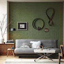 stylish ideas for painting interior brick walls ideas wall