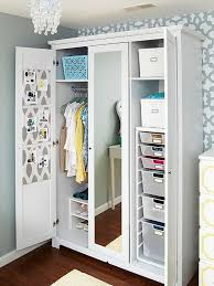 Armoire With Hanging Space Wardrobe Armoires Storage Solution For The Closet Less 9 Winning