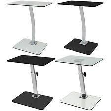 Glass Desk Table Glass Desks And Computer Furniture Ebay
