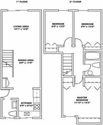 Townhouse House Plans Many Other Plans 2 Bedroom Townhouse Floor Plans Brandl