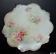rs prussia bowl roses rs prussia germany decorative china replacement tableware
