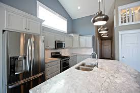 Kitchen Cabinets Houzz by Beautiful Painted Kitchen In The