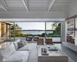 Lake Home Interiors by Lake House Living Room Houzz