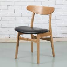 scandinavian chairs solid timber mid century chair designs