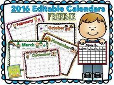 printable calendar 2016 for teachers tips for top teachers a smorgasboard of teaching resources fun