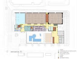 fitness center floor plan design gallery of california state university student recreation center