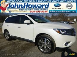 nissan pathfinder gun metallic 2015 pearl white nissan pathfinder platinum 4x4 99375302 photo 8