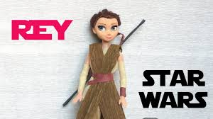 rey costume diy star wars the force awakens youtube