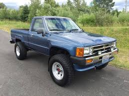 1988 toyota truck clean v6 1988 toyota 4 4 up bring a trailer