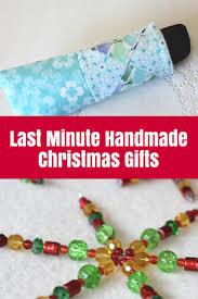 last minute handmade christmas gifts u2022 the crafty mummy