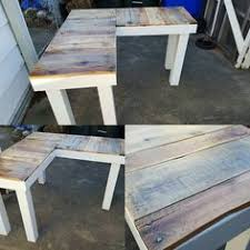 Diy Reclaimed Wood Desk by Office Desk From An Old Door U0026 Pallets Office Desks Pallets And
