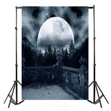 halloween horror nights promo balcony background promotion shop for promotional balcony