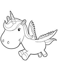 Unicorn Coloring Pages Unicorn Coloring