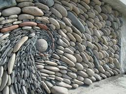 Best Stone By Design Images On Pinterest Rock Art Stones - Rock wall design