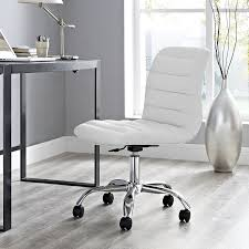 White Office Furniture Amazon Com Modway Ripple Mid Back Office Chair White Kitchen