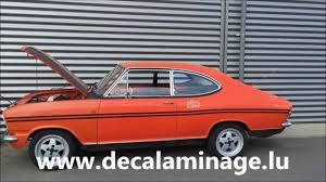 opel kadett 1972 opel kadett coupé 1972 motor clean décalaminage luxembourg youtube