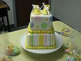 baby bootie cake sweet buttercream