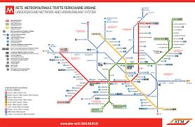 Plano Map Milan Metro Lines Schedules And Prices Of The Milan Metro