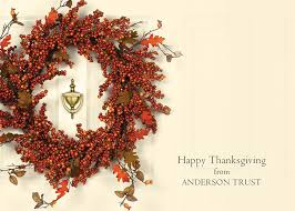 berry wreath berry wreath thanksgiving card leaves by brookhollow