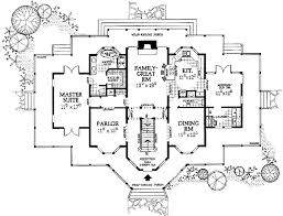 country style house plan 4 beds 3 50 baths 2658 sq ft plan 72 155