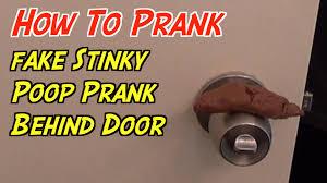 fake disgusting prank how to prank april fools day prank