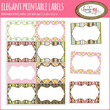 Candy Labels For Candy Buffet by Printable Labels Editable Pdf Labels Task Cards Printable