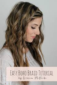 Easy Hairstyle For Wavy Hair by 278 Best Hair Images On Pinterest Hairstyles Hair And Braids