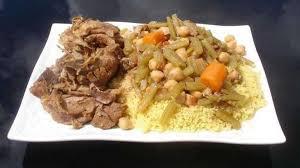 cuisiner des cardes couscous kabyle aux cardes de sandrine recette par thecrazyoven
