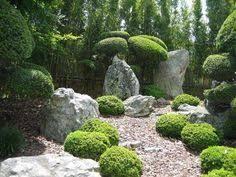 Japanese Rock Garden Plants Garden Japanese Garden Ogród Japoński Pinterest Gardens