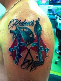 confederate flag tattoos and meanings drawings