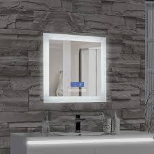bluetooth bathroom mirror mtdvanities encore bathroom vanity mirror reviews wayfair