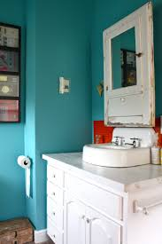 Eclectic Bathroom Ideas Bathroom Soaking Tub In Great Eclectic Bathroom Design With Teal