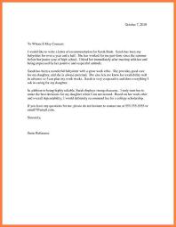 sample teacher recommendation letter business recommendation