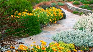 Backyard Walking Paths Great Garden Paths Sunset