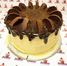 chocolate delivery reese s peanut butter chocolate cake desserts delivered to your