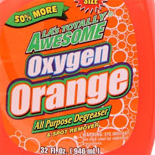 la awesome degreaser la s totally awesome orange all purpose degreaser spot remover