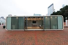 aluhouse luxurious mobile aluminum houses