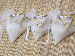 bridal shower favors ideas bridal shower favor herbal epsom salts weddings ideas from evermine