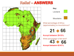 africa map answers africa 1 7 and ofsted outstanding bundle by gjdavis27 teaching