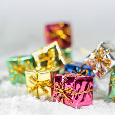 assorted gift boxes assorted miniature foil gift boxes christmas miniatures
