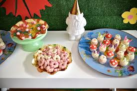 Fairy Garden Craft Ideas - kara u0027s party ideas sweets from a fairy garden craft party via