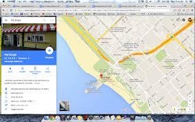 Iwo Jima On World Map by Santa Monica Pier Sunset Shoot From Santa Monica Pier