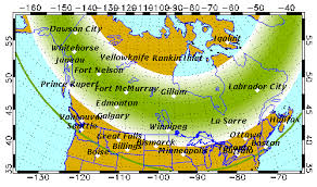 places you can see the northern lights aurora viewing tonight maybe kttc weather blog