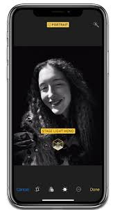 Portrait Lighting All The New Camera Features In Iphone 8 8 Plus And Iphone X