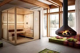 sauna im badezimmer heimsauna einbauen finnsauna bis infrarotkabine schöner