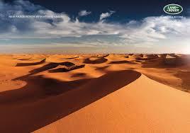 land rover desert land rover range rover hybrid canyon desert mountains adeevee