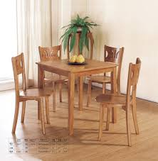 endearing wooden chairs for dining table modern popular designer