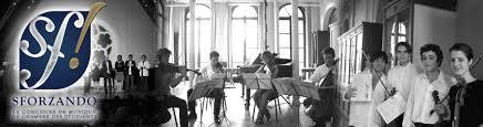 concours musique de chambre sforzando le concours européen de musique de chambre des étudiants